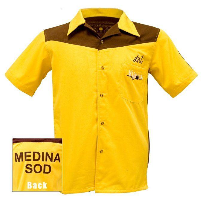 deecb1570 The Big Lebowski - Medina Sod Bowling Jersey - 2X-Large | Big ...