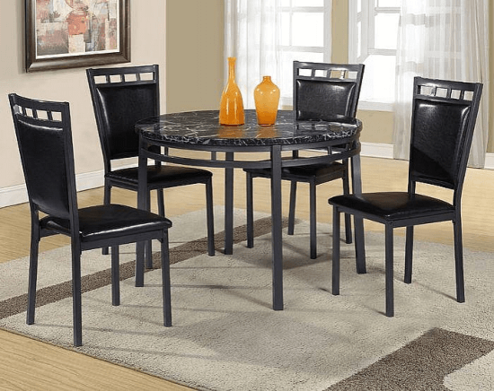 5 Piece Counter Height Dining Set Dining Table Sets By Best Quality Furniture Idea Furniture Dining Table Dining Table In Kitchen Counter Height Dining Sets