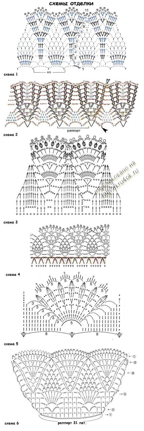 Crochet Tatting Beading | Крючок | Pinterest | Croché y Cuentas