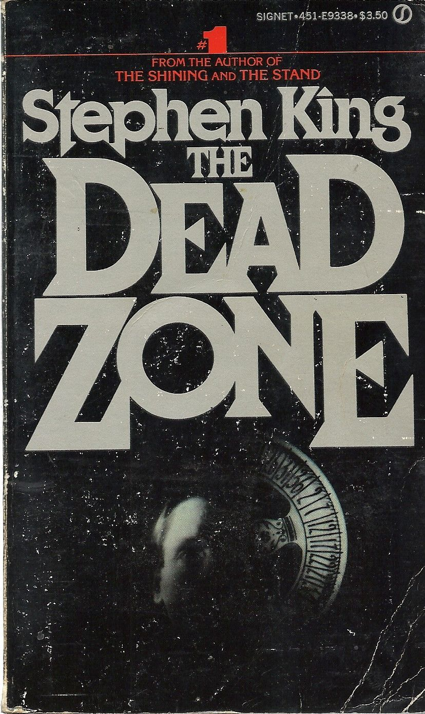 Dead Zone With Images Stephen King Books Stephen King Novels