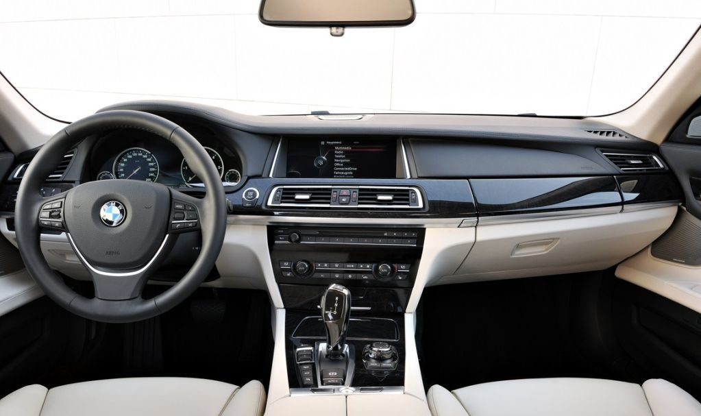 Bmw 7 Series 2012 Inside And Out