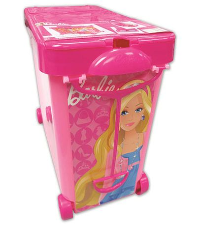 Barbie Store It All Carrying Case Barbie Store Barbie