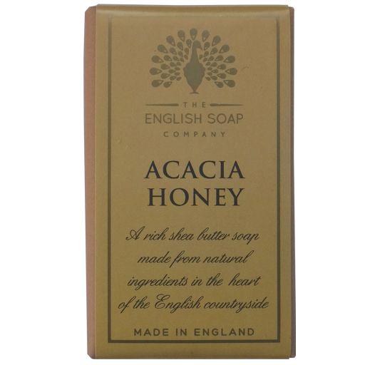 MÅ TESTES! - The English Soap Company Acacia Honey Såpe - anbefalt NST. Honningsåpe for honningelskere! OhYAH!