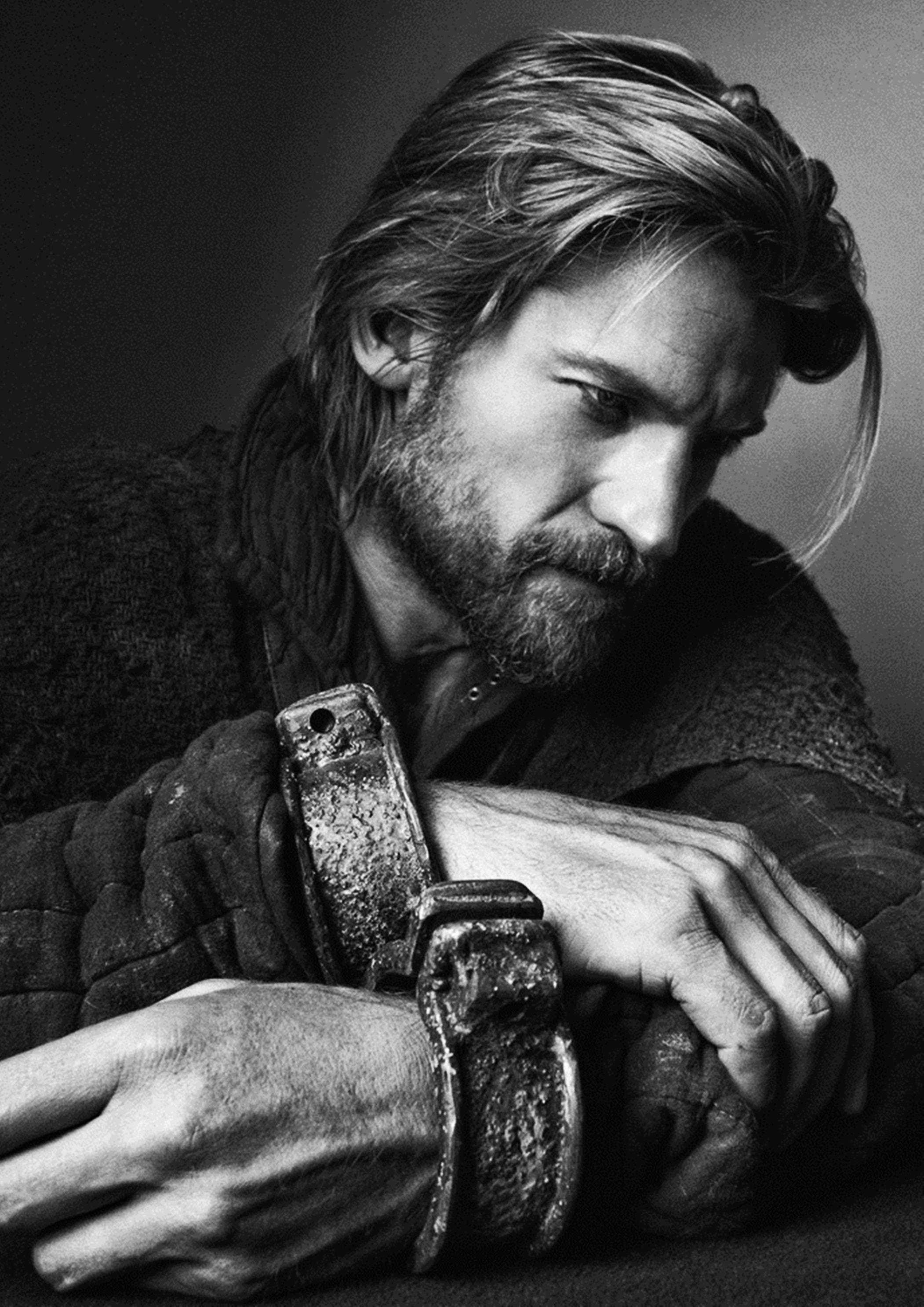Nikolaj Coster-Waldau as Jaime Lannister. Tis a love/hate ...