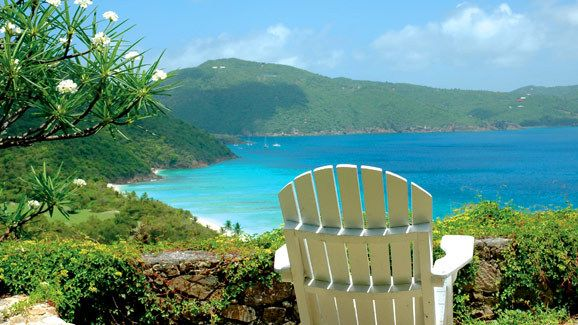 Guana Island British Virgin Islands   Private Island