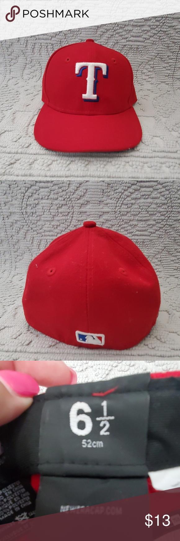 Kids Texas Rangers Hat In 2020 Kids Accessories Texas Rangers Texas Rangers Hat