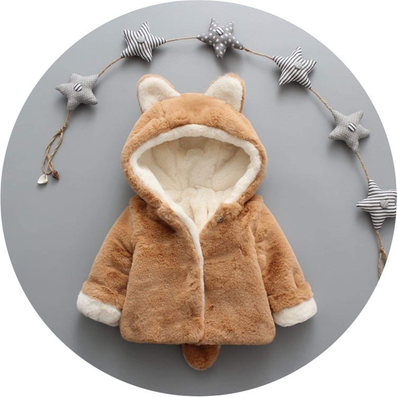 dbc1b29ce Love Babe Baby Girls Boys Autumn Winter Hooded Coat Infant Kids ...