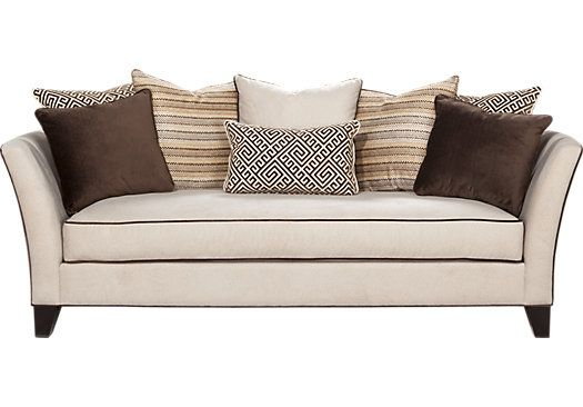 Shop For A Sofia Vergara Santorini Sofa At Rooms To Go. Find Sofas That Will Part 56