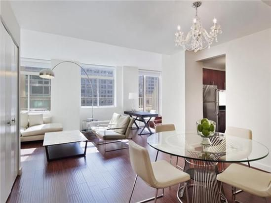 Luxury Studio Apartment With Walk In Closet The Heart Of Fidi Rental Financial District New York Listing Details Type Rent 2 895
