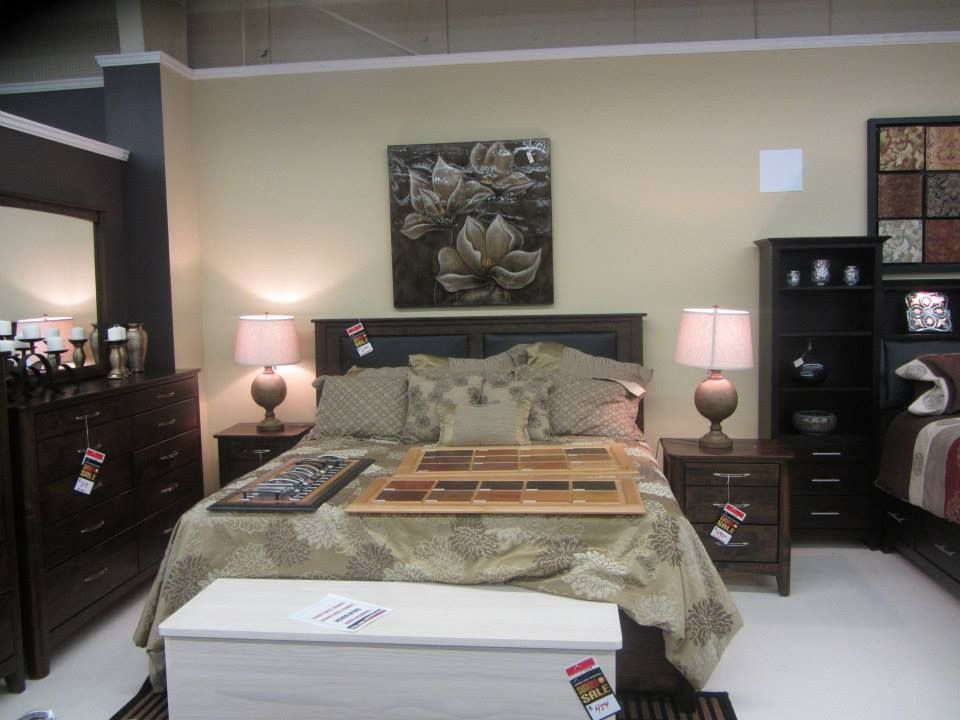 Columbia Solid Alder Wood Bedroom From Mako Wood Furniture Our