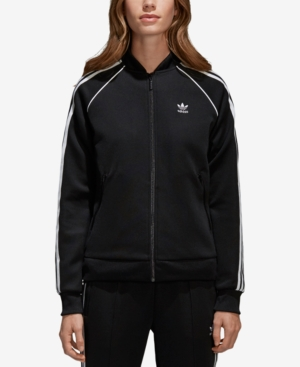 Women's adidas superstar track jacket