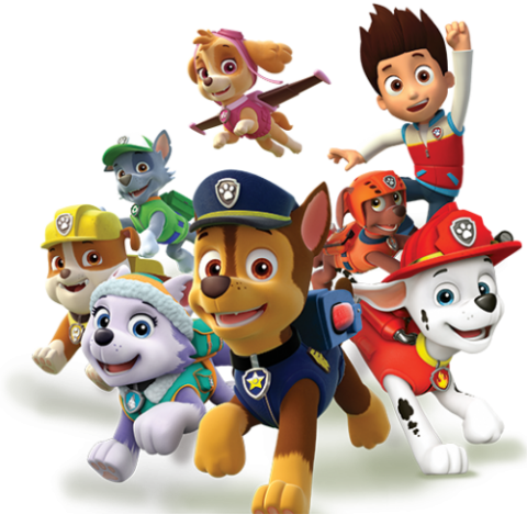 Cake Art Food Grade Casting Gel Uk : Welcome PAW Patrol Live! Race to the Rescue leuke ...