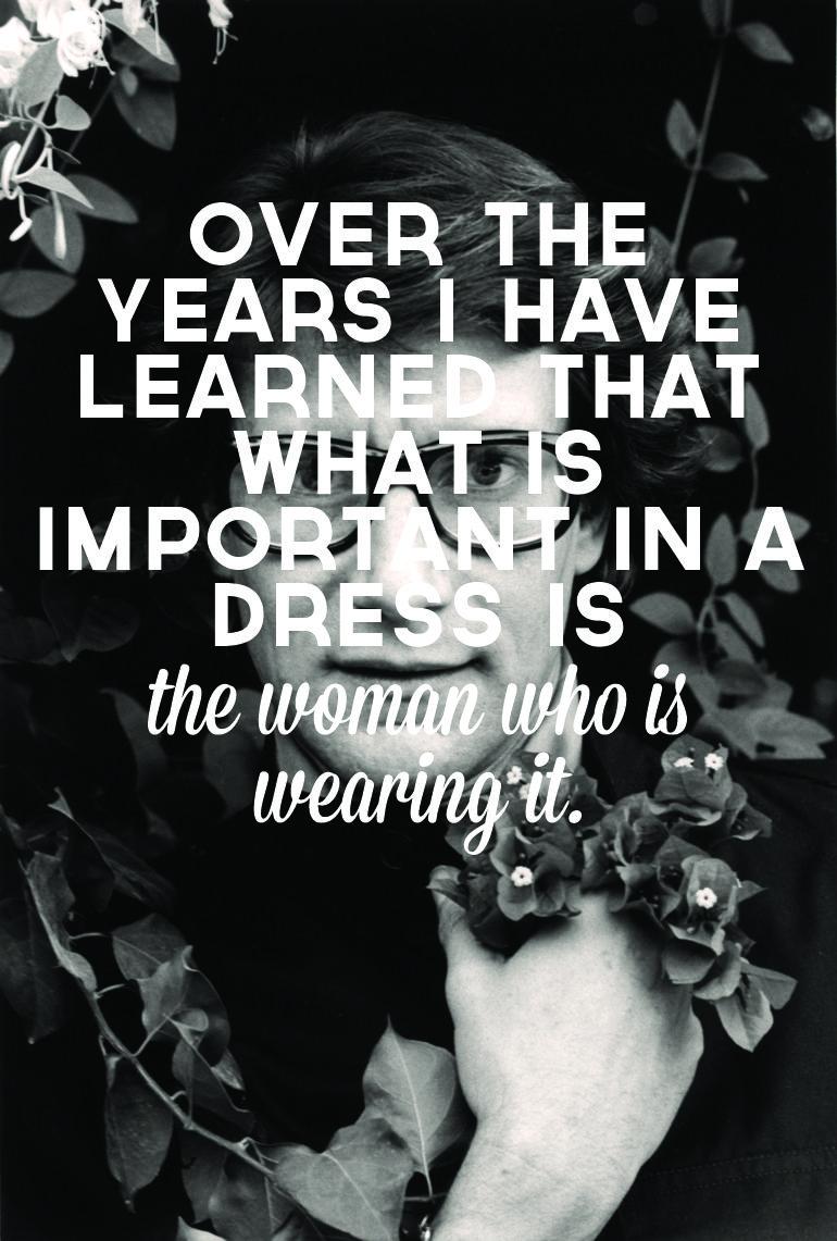 Fashion Designer Quotes Pinयं Anahata यं On  Inspirationals   Pinterest  Ysl