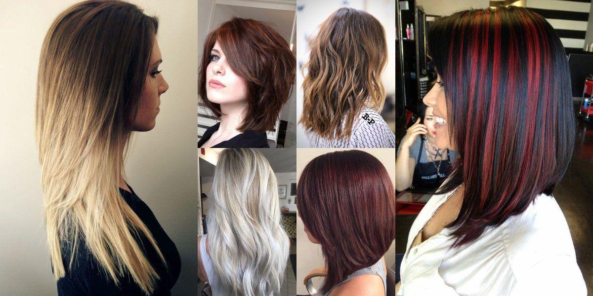 130 tagli di capelli lunghi per il 2017 da non perdere ...