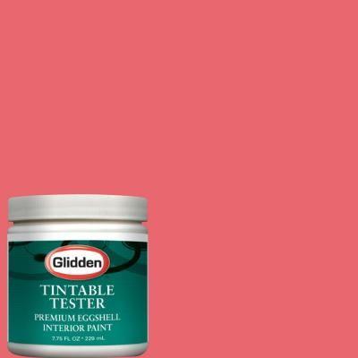 Glidden Premium 8-oz. Pink Salmon Interior Paint Tester-GLR10 D8 at The Home Depot  sc 1 st  Pinterest & Glidden Premium 8-oz. Pink Salmon Interior Paint Tester-GLR10 D8 at ...