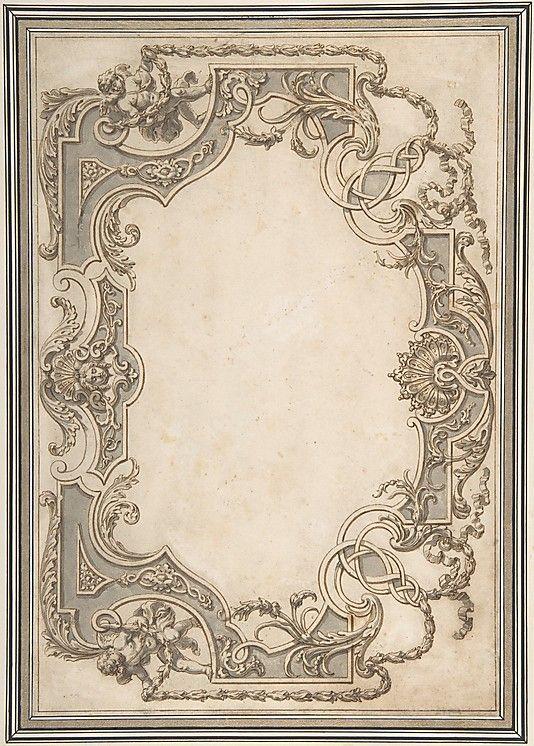 Design for a Ceiling | Frame | Pinterest | Ornamentacion, Ornamentos ...