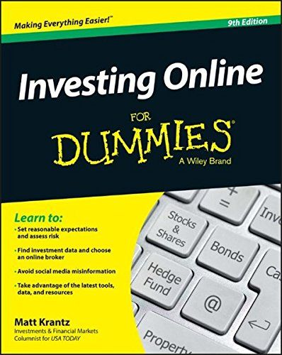 Investing online for dummies 9th edition pdf download e book investing online for dummies 9th edition pdf download e book ebooks free ebooks download pinterest pdf and books fandeluxe Gallery