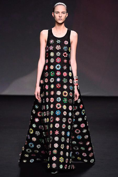 Christian Dior for Couture Fall 2013 #Christian Dior #couture #fall2013 #fashion #women
