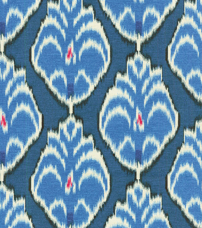 Home Decor Print Fabric- HGTV Home Gathering Place