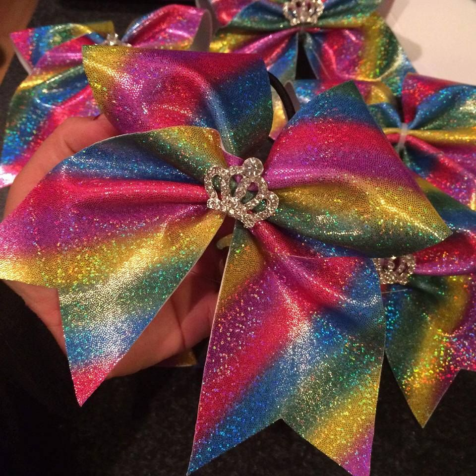 Royal City Cheer Competition Bow... made by Original Bows