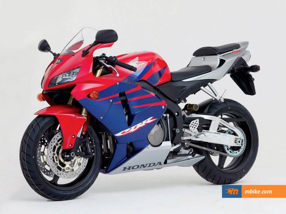 Honda Cbr 600 Rr 2005 With Images