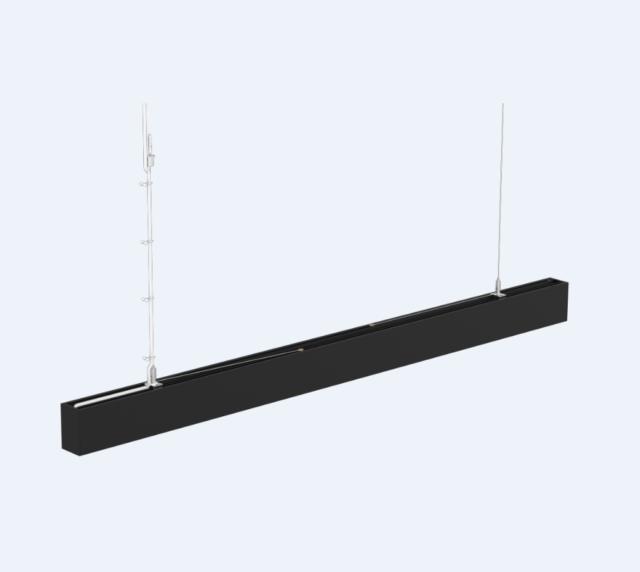 45w Led 1500 50 72m Pendant Kit Modern Linear Light