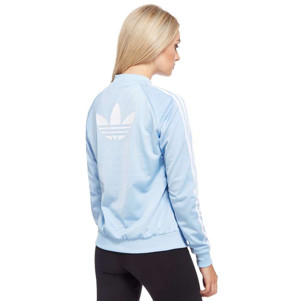 4aab65ed67 adidas Originals Supergirl Track Top