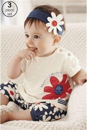 7f9ba5a9ed92 Shop online for cute and comfortable 3 piece clothing set for your little  princess in India at best prices.