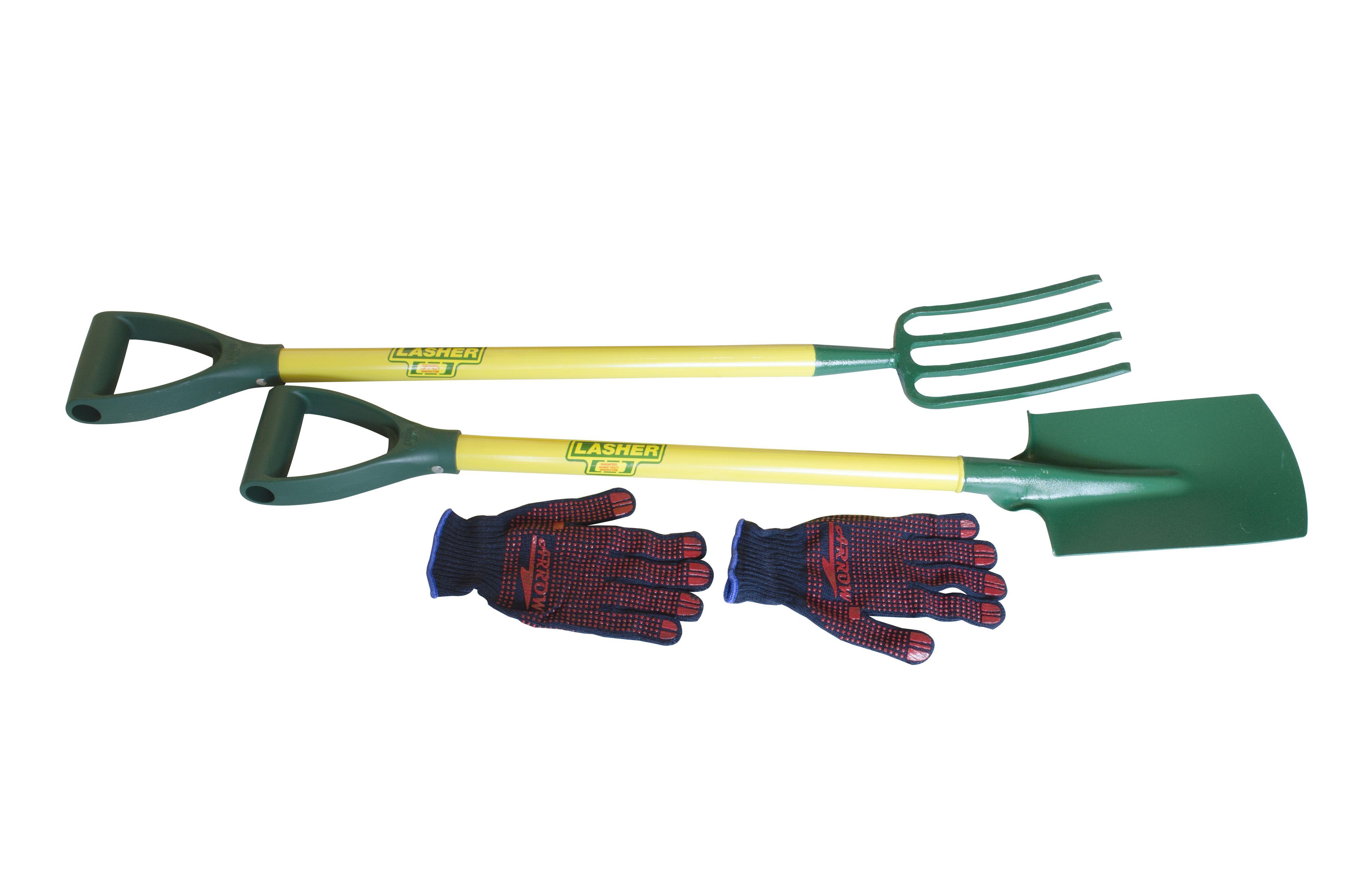 Lasher Tools Gardening Starter Kit Garden Tools Garden Tools