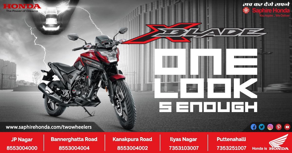 Explore Honda X Blade On Best Price With Powerful 160 Cc Engine