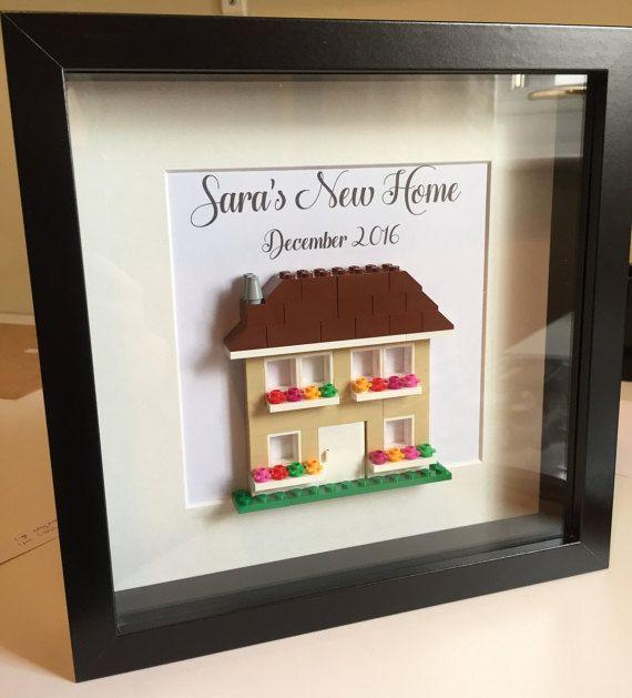 Lego New Home Housewarming Gift