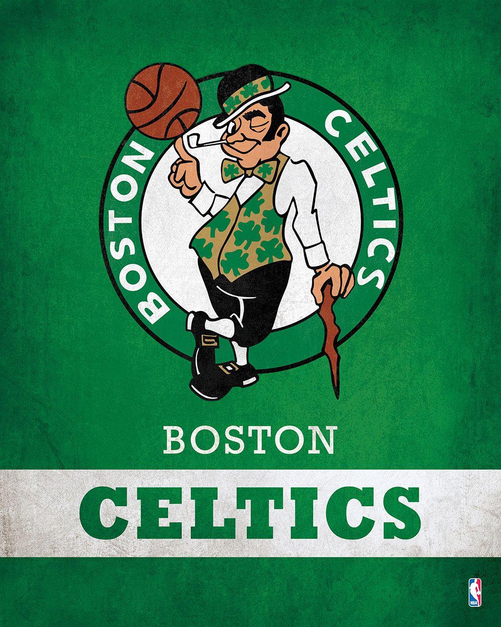 Boston Celtics Logo 24.99 Boston celtics logo, Boston