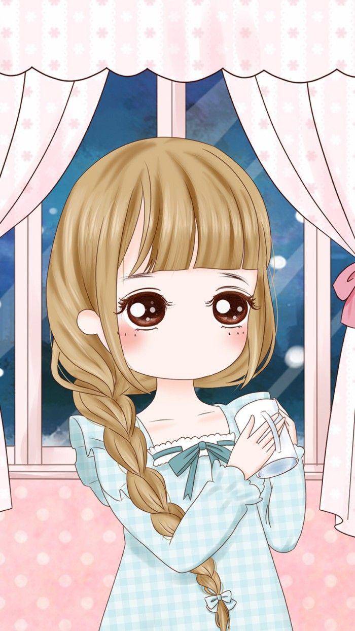 小薇的世界光 小薇 壁纸 (With images) Cute girl wallpaper, Cute