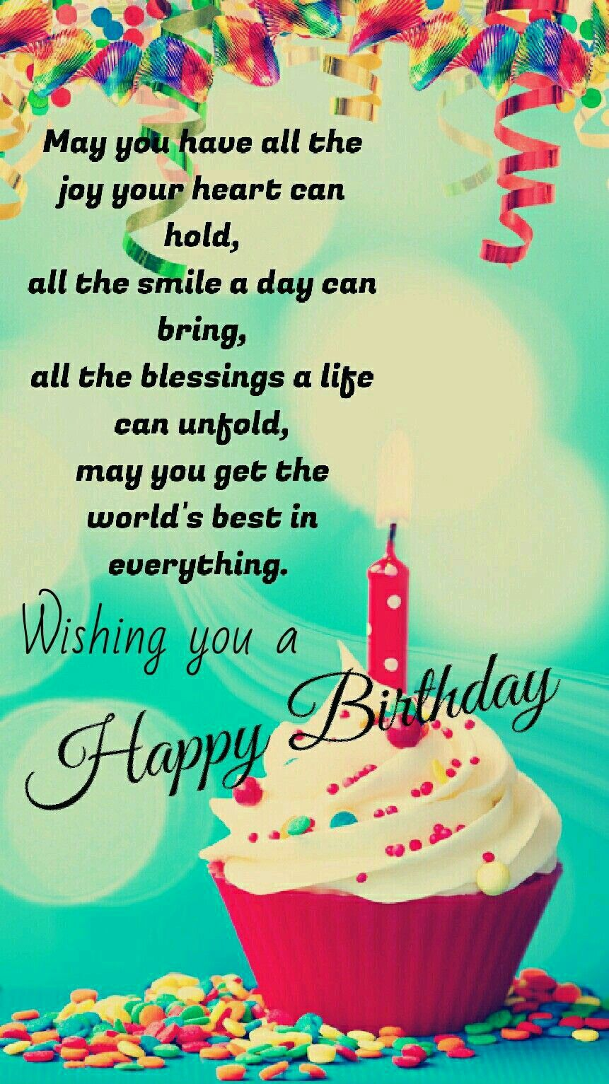 Idea by Savitree Persaud on Happy Birthday my creation