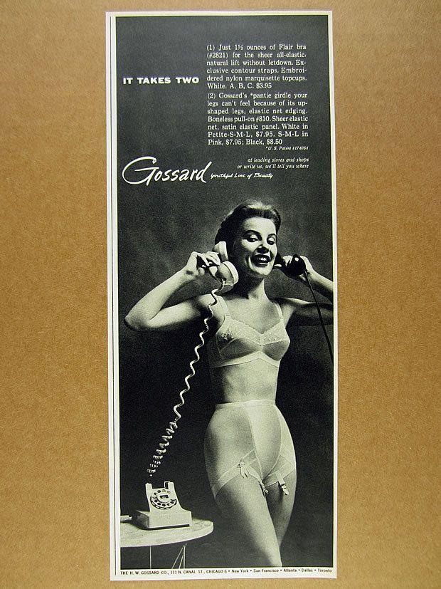 Gossard 1955