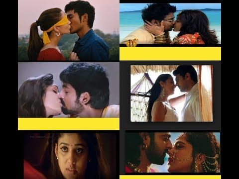 Top 5 Kisses Liplock In Tamil Movies In Clips 76 Tamil Movies