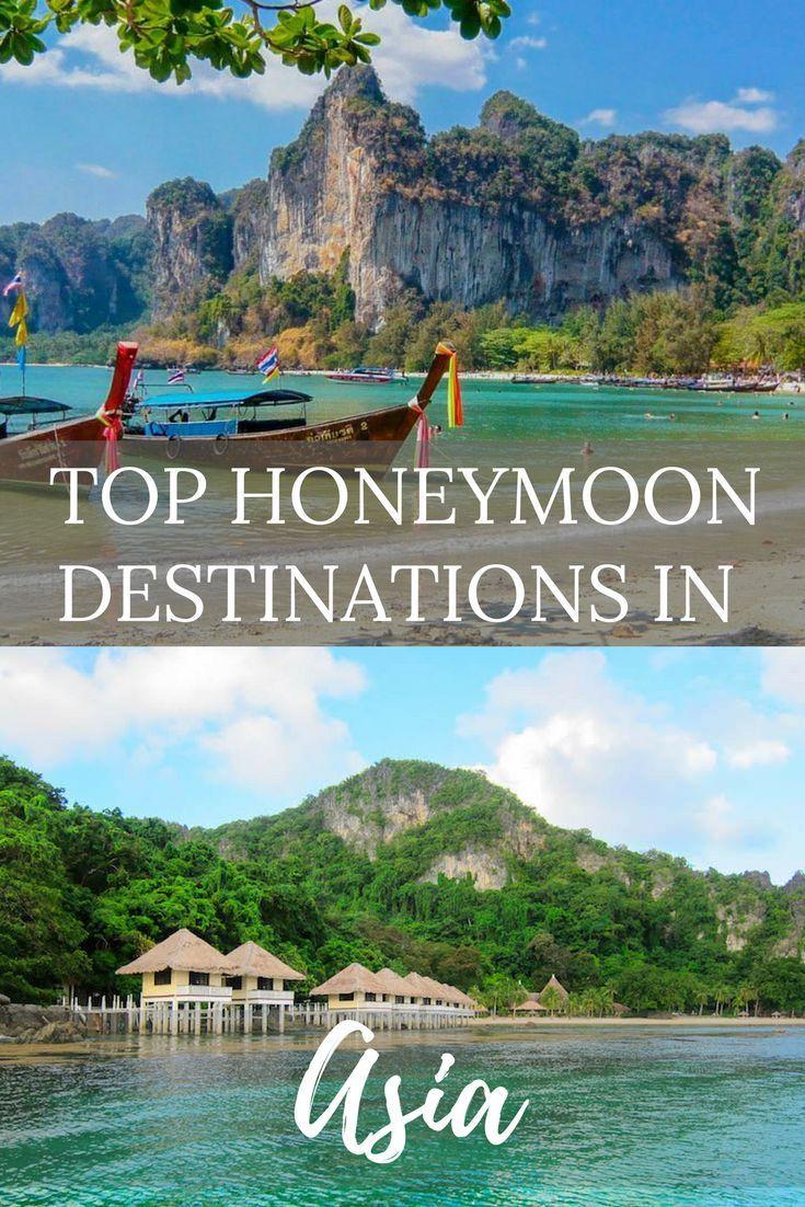 20 Most Romantic Honeymoon Destinations: 20+ Amazing Destinations For A Honeymoon In Asia