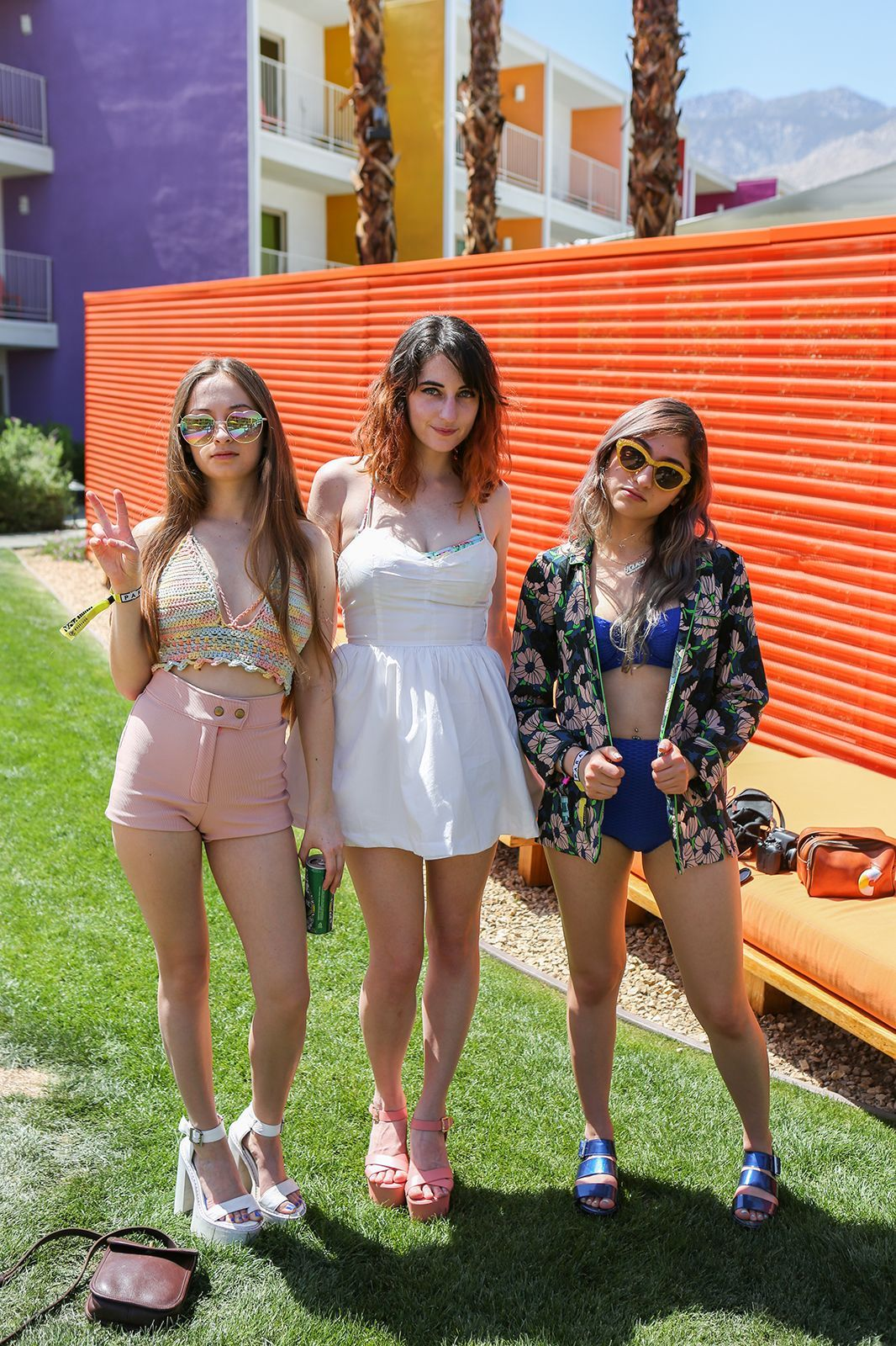 a4355b75924 30 Pool Party Outfits From Coachella s Best Bash  refinery29 http   www.