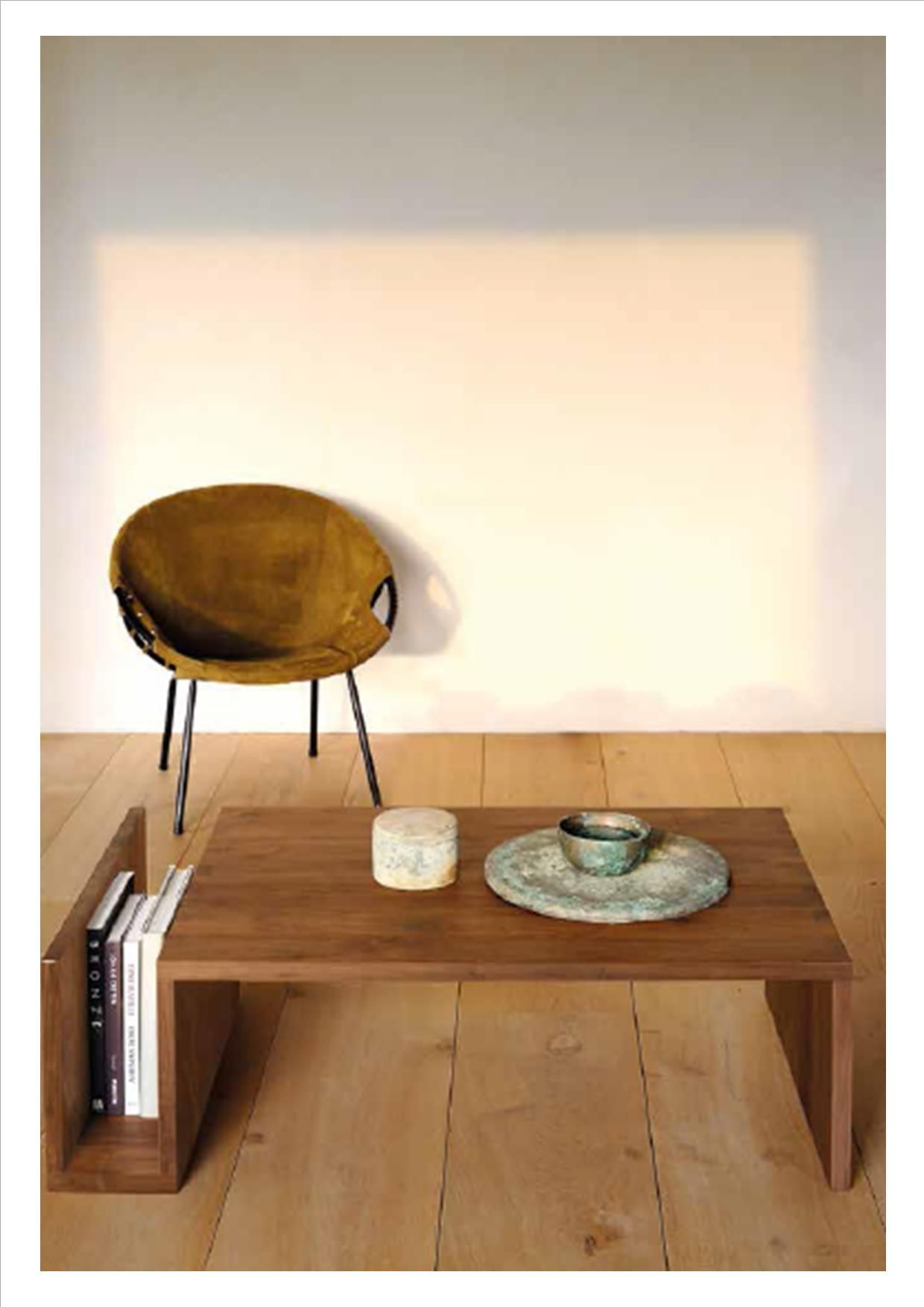 Naomi Coffee Table- Teak Ethnicraft Collection 2014-2015