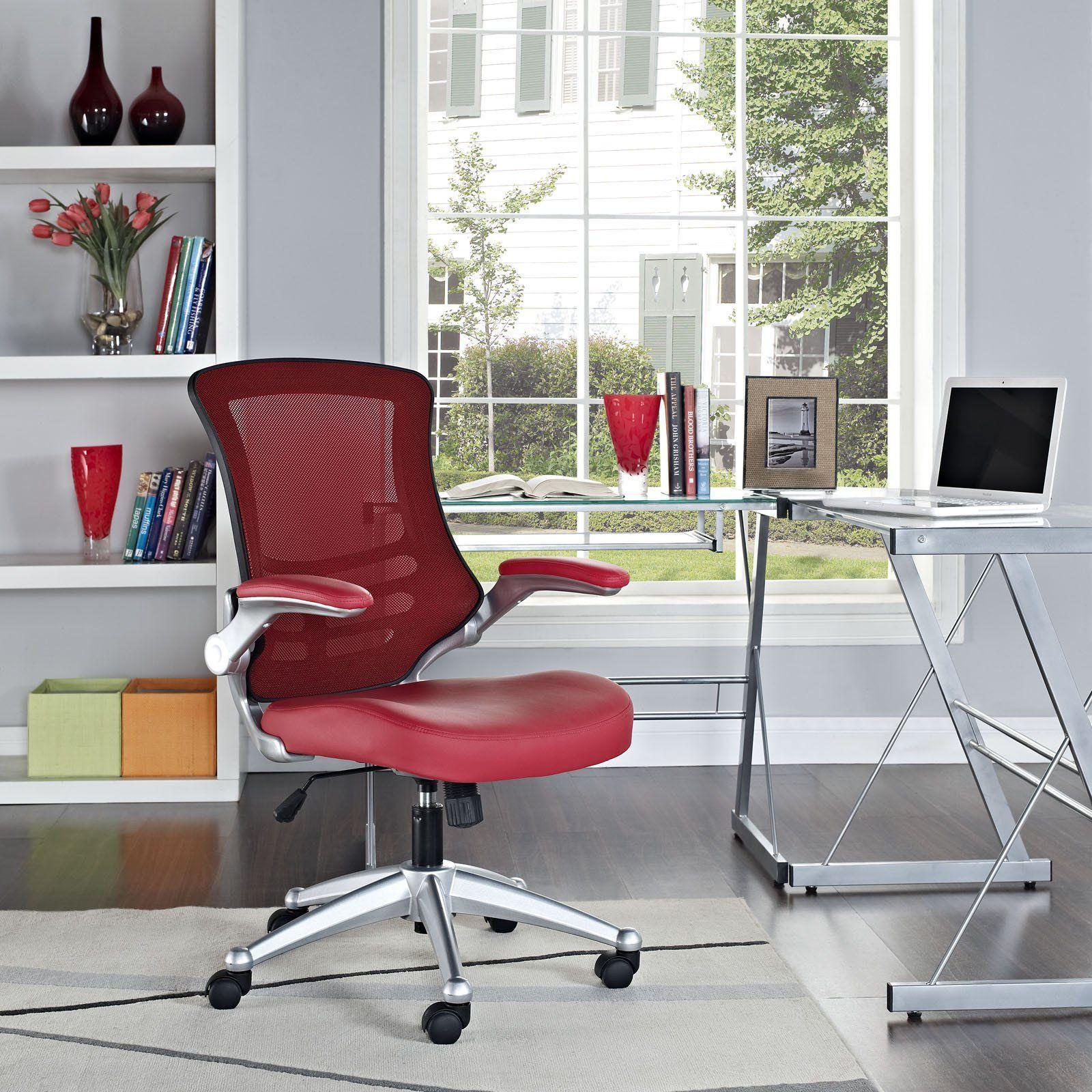 Modway Modern Attainment Adjustable Computer Office Chair Eei 210