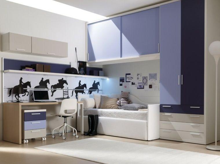 Décoration chambre ado moderne en quelques bonnes idées