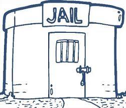 jail cartoon clip art jail pictures clip art 81 jailtime rh pinterest com jail images clip art jail clipart free download