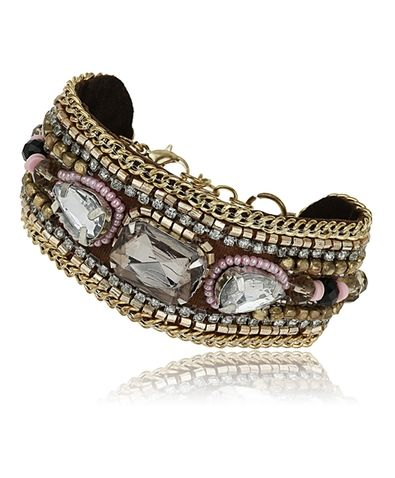 This Gina Tricot jewelry page is full of prettyness.