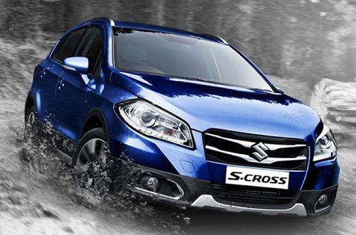 Harga Suzuki Sx4 S Cross Tangerang Dan Sekitarnya Sudah