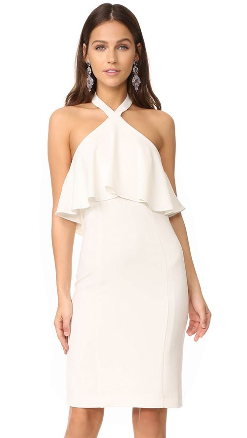 Where To Find A White Rehearsal Dinner Dress In Winter Pinterest