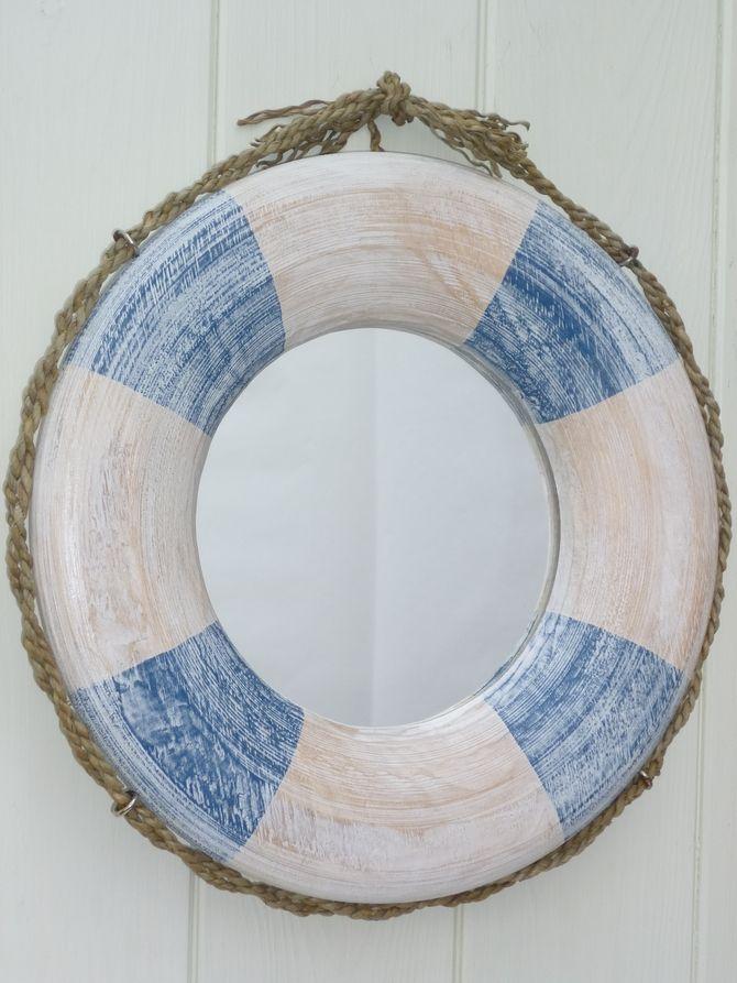 Nautical Diy Bathroom Mirrors