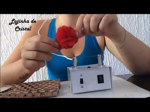 DIY - COMO FAZER MÁQUINA DE CORTAR FITA / FÁCIL E BARATO. - YouTube