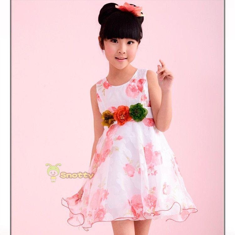 me encanta este vestido ... | vestidos de niñas | Pinterest | Las ...
