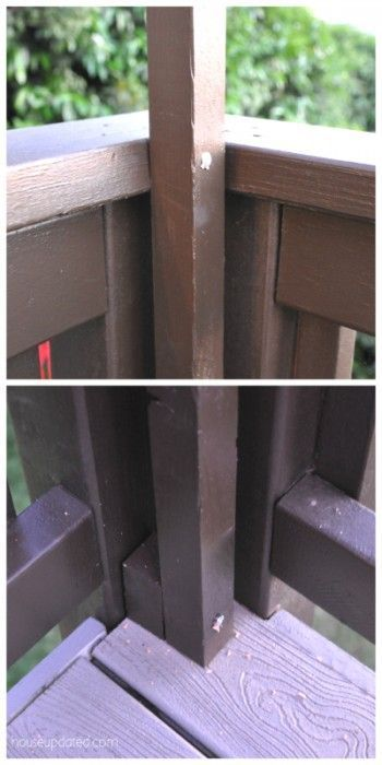Diy Posts For Hanging Outdoor String Lights On Your Deck Need 2x2s In 8 Lengths Poles Little Hooks Top Of Pole 4 S Two Per
