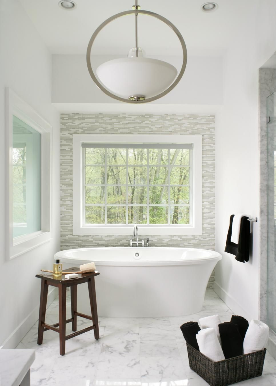 Romantic Bathroom Lighting Ideas | Contemporary bathrooms, Natural ...